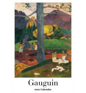CALENDAR - Paul Gauguin|Retrospect