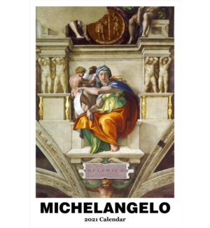 CALENDAR - Michelangelo|Retrospect