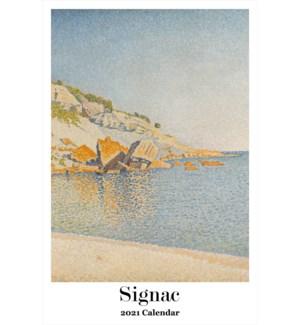 CALENDAR - Paul Signac|Retrospect