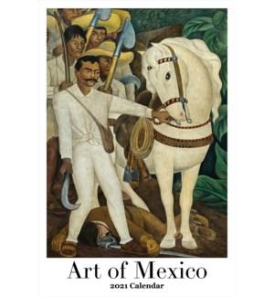 CALENDAR - Art of Mexico Calendar|Retrospect
