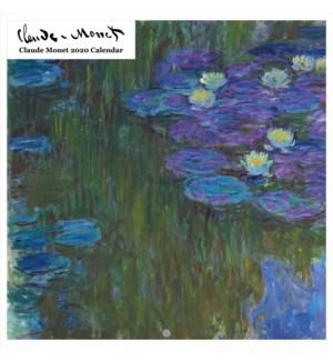 Claude Monet 12x12 Retrospect