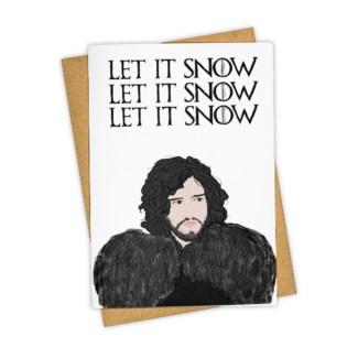 Let It Snow Tay Ham