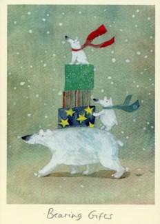Bearing Gifts Two Bad Mice