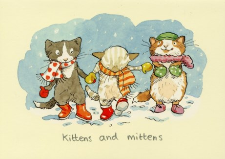 Kittens and Mittens Two Bad Mice