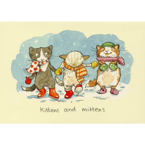 Kittens and Mittens|Two Bad Mice