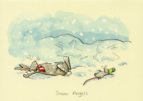 Snow Angels Two Bad Mice