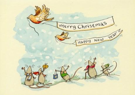 Merry Christmas II Two Bad Mice