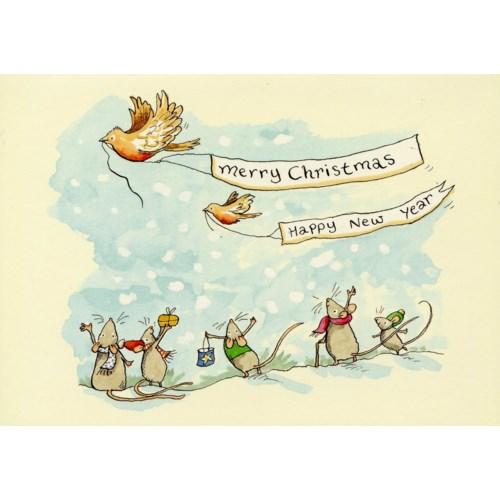 Merry Christmas II|Two Bad Mice