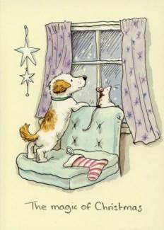 The Magic of Christmas Two Bad Mice