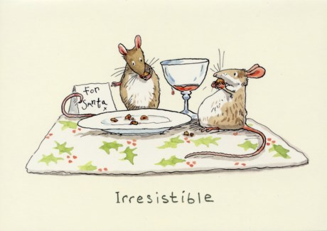 Irresistable Two Bad Mice