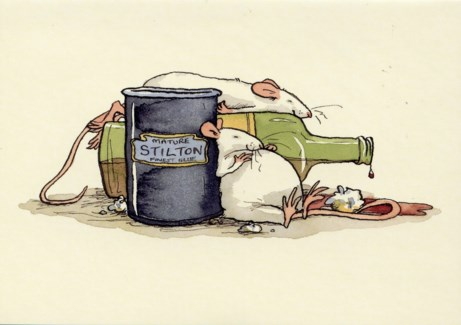 Stilton Two Bad Mice