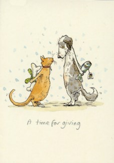A Time for Giving Two Bad Mice