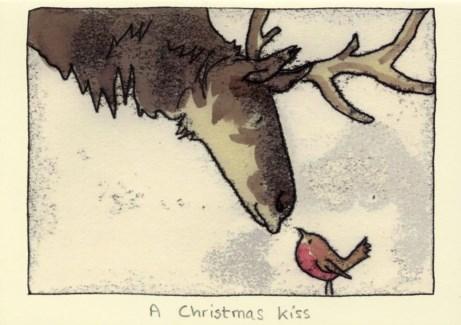 A Christmas Kiss II Two Bad Mice
