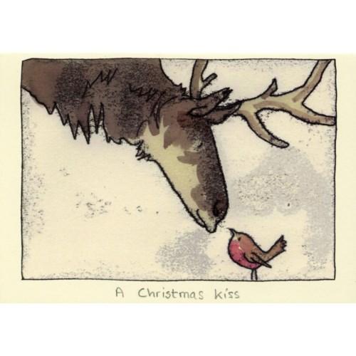A Christmas Kiss II|Two Bad Mice