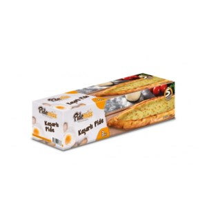 PIDE W/CHEESE  (125GRX3PCS)x12(S.PROMO)