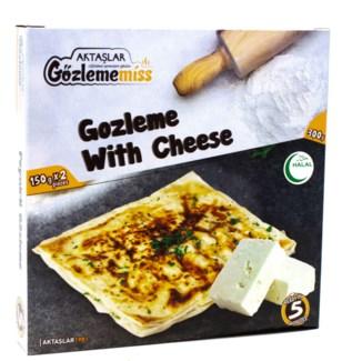 GOZLEME WITH CHEESE (150GRx2)X12