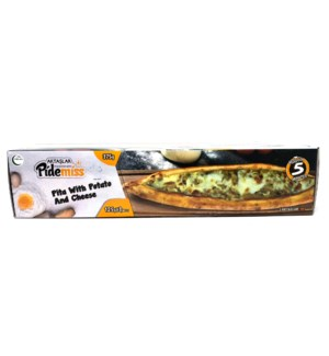 PIDE W/POTATO & CHEESE (125GRX3PCS)x12
