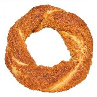 SIMIT HALF BAKED 50PCx1