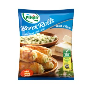 BOREK ROLLS WITH CHEESE 500g x 10