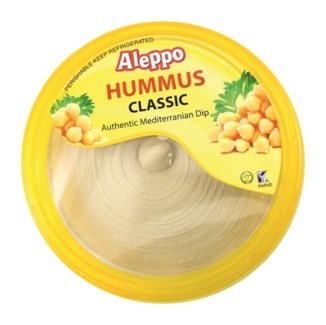 CLASSIC HUMMUS 10OZx12
