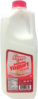 YOGURT DRINK ORIGINAL 1/2GALx6