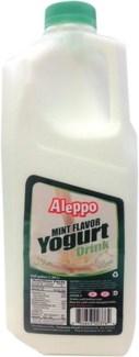 YOGURT DRINK MINT 1/2GALx6