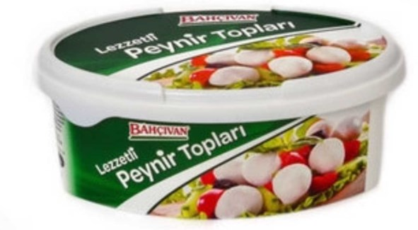 PEYNIR TOPLARI CHEESE BALL 200GRx9