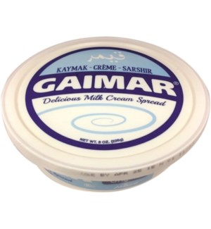 CREAM SPREAD KAYMAK 8 OZx12