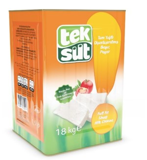 SHEEPS FETA CHEESE 18KGx1(S.PROMO)