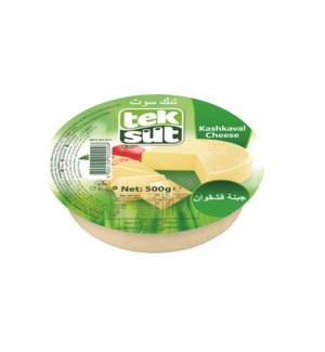 KASHKAVAL CHEESE 500GRx12(S.PROMO)