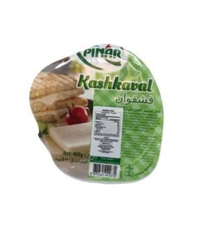 KASHKAVAL CHEESE 400GX12 (ARABIC)
