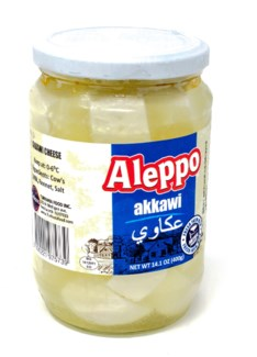 AKKAWI CHEESE JAR 400Gx12