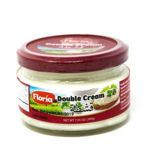 FLORIA DOUBLE CREAM (KAYMAK) 200gx6