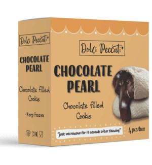 DOLCI PECCATI CHOCOLATE PEARL 8x4pcsx50 gr