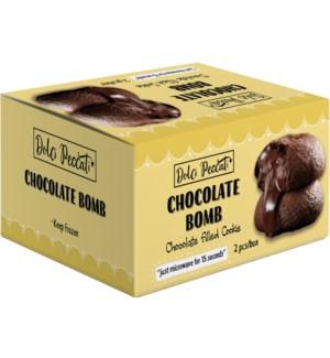 DOLCI PECCATI CHOCOLATE BOMB 8x4pcsx50 gr