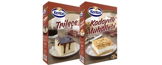 TRILECE CAKE 290GRx8