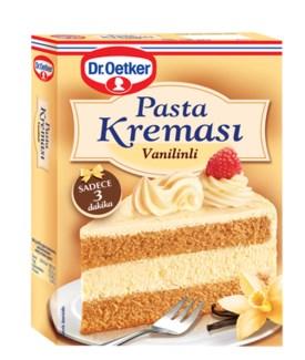 Pasta Kreması Vanilin 136 gr x 12