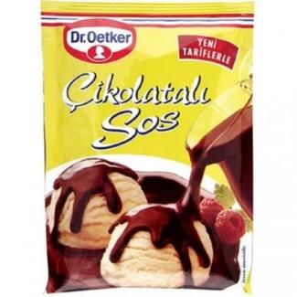 Çikolatalı Sos 1*24