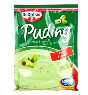 Puding with pistachio 91gr 12'li*2
