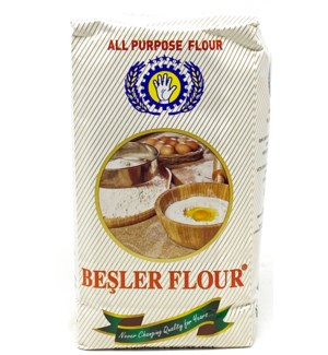 WHEAT FLOUR 1000 Gr x 10
