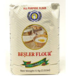 WHEAT FLOUR 5000 Gr x 3