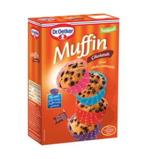 MUFFIN MIX (12.16 OZ) 8