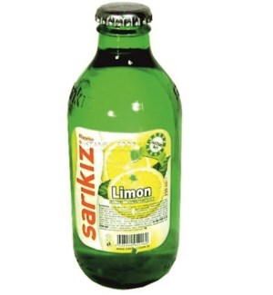 LEMON SPARKLING DRINK 250MLx24