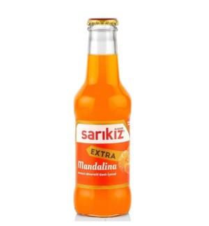 MANDARIN SPARKLING DRINK 250MLx24