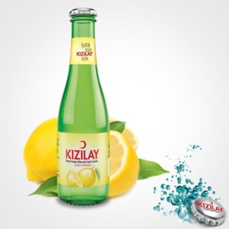 KIZILAY LEMON DRINK 200MLx24