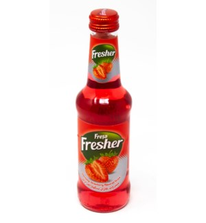 FRESHER STRAWBERRY DRINK 250MLx24