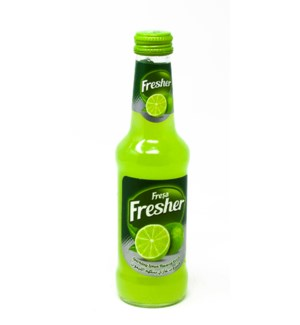 FRESHER BITTER LEMON DRINK 250MLx24