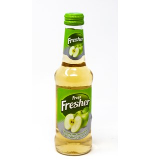 FRESHER APPLE DRINK 250MLx24