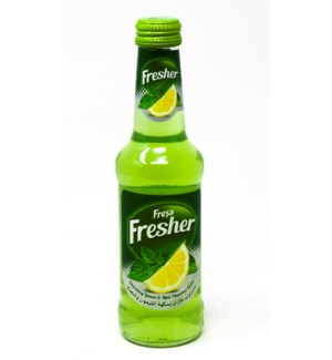 FRESHER LEMON & MINT DRINK 250MLx24