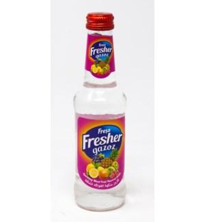 FRESHER GAZOZ DRINK 250MLx24